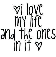 Love My Life Quotes Inspiration My Life Quote About Love Quotesta