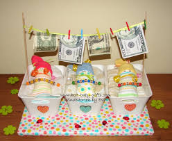 money gift for twins triplets