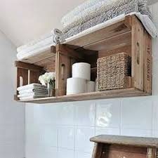 bathroom shelves decor. Rustic Country Bathroom Shelves Ideas 12 Decor