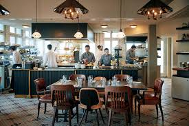 Restaurant Kitchen Tables Soho House Berlin Food And Drink