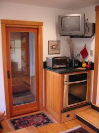 Kitchens With Slate Appliances A Cabinetmakers Personal Kitchen Remodel At Last