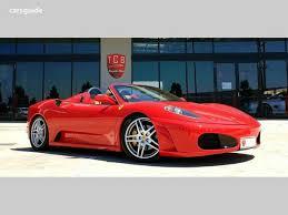 2005 Ferrari F430 Spider For Sale 299 990 Manual Convertible Carsguide