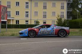 Ferrari 296 GTB - 5 August 2021 - Autogespot