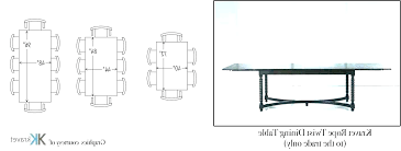 10 seater dining table dimensions photo extending