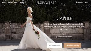 How To Design Your Wedding Dress You Can Now Design Your Own Wedding Dress And Try It On At