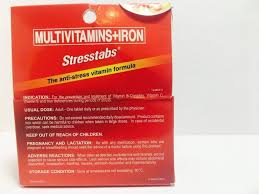 Shop online for vitamins & minerals at discounted prices with lucky vitamin; Stresstabs Multivitamins Iron Anti Stress Vitamin Philippine Formula 30 Tablets Stresstabs Vitamins Stress Vitamins Health Supplements