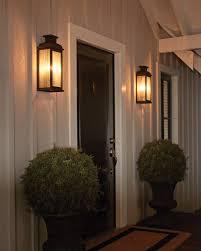 OLDAC Light Outdoor SconceDark Aged Copper VISTA - Exterior sconce lighting