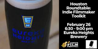 join austin festival and southwest alternate media project swamp at eureka heights brewery for a casual and informative roundtable work covering