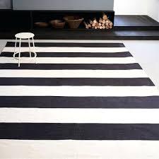 black striped rug bold stripe cotton rug black white striped rugby shirt