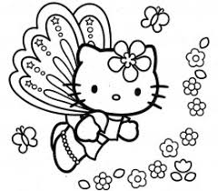 Small Picture Hello Kitty Coloring Pages Prints And Colors 3032