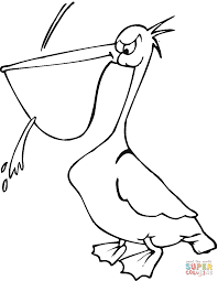 Small Picture Pelican 22 coloring page Free Printable Coloring Pages