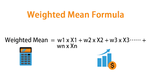 W2 Excel Template Weighted Mean Formula Calculator Excel Template