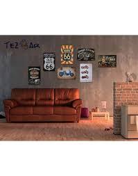 vintage metal tin sign plaque art wall decor bar pub cafe beer