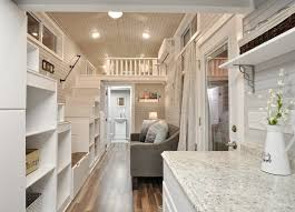 Small Picture The Elegant Kate Tiny Home on Wheels by Tiny House Building Co