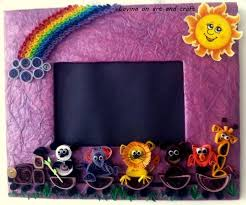 quilled animal train