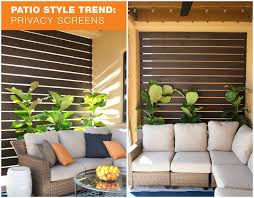 10 diy patio privacy screen projects