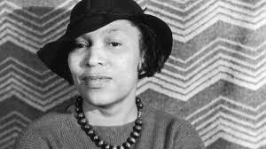 Zora Neale Hurston American Folklorist