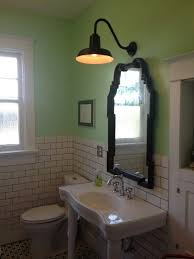 black bathroom vanity light bathroom lighting ideas with elegant black vanity light fixtures and black mirror frame