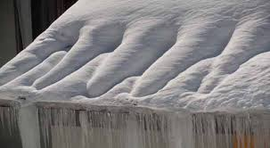 roof wires melt ice learn why zig zag heat tape for roof ice dams may not work for you