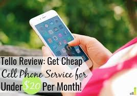 Tello Review Get Cell Service For Under 20 Per Month