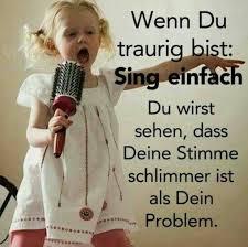 Quando Estiveres Triste Apenas Canta Tu Vais Ver Que A Tua Voz é