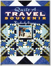 Quilt A Travel Souvenir Book – Kimberly Einmo &  Adamdwight.com