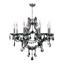 welles smoke crystal rectangular chandelier 49 lyre collection 8 light chrome with smoke crystal chandelier smoke grey crystal chandelier smoke glass