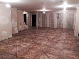 Parquet Wood Look Porcelain Tile