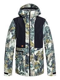 Quiksilver Mens Black Alder 2l Gore Tex Snow Jacket