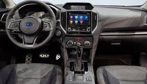 2018 subaru ascent photos. contemporary 2018 2018 subaru xv interior with subaru ascent photos