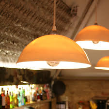 view in gallery set of 3 porcelain pendant lights from flux surface