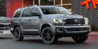 Toyota Sequoia Towing Capacity | Car Release And Specs 2018-2019
