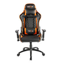 funny office chairs. Ts-5000 Ergonomic High Back Computer Racing Gaming Chair - Orange Techini Sport, Funny Office Chairs U