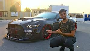 A MUSTANG ON STEROIDS !!! - YouTube
