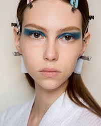 victoria beckham ss17 best makeup trends looks nyfw spring summer 2017