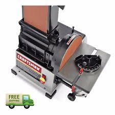 craftsman 2x42 belt sander. craftsman 3/4 hp bench top 6\ 2x42 belt sander