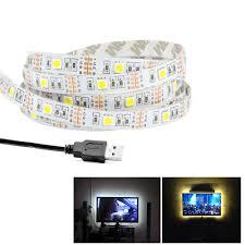 Christmas Tape Lights Christmas Decoration Dc 5v Led Strip Light Tape Usb Cable