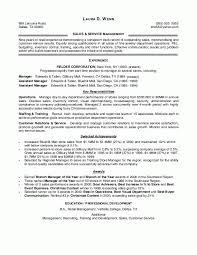 Retail Resume Interesting Retail Resumes Sample Musiccityspiritsandcocktail