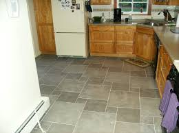 Kitchens With Gray Floors Latest Kitchen Floor Tiles