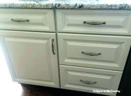 kitchen cabinet hardware pulls installation