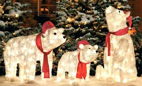 s outdoor lighted snowman decorations light up decoration