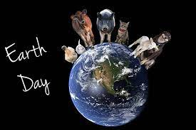 Earth day is a day to work toward a better and more sustainable planet. Earth Day Earth Is So Hot Right Now Edgar S Mission Farm Sanctuary