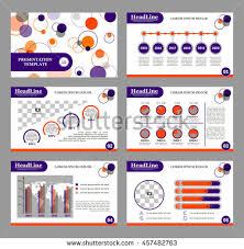 vector royalty free 457482763 shutterstock set of infographic elements presentation template book cover design abstract position a4