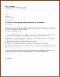 407 Letter Sample Program Format