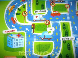car play rug carpet city rug kids play mat baby play floor mat crawling mat children