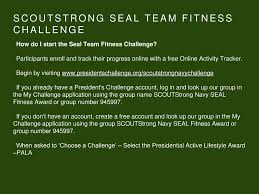 Group Fitness Challenge Tracker Scoutstrong University Of Scouting 2015 David Holub Ppt Download