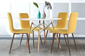 dining chairs yellow dining chair yellow dining room chairs contemporary amazon set of 4 fabric