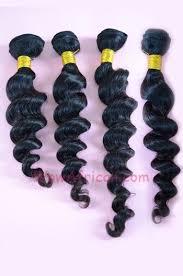 Hair Length Chart Weave Indian Virgin Hair Weave 4pcs Bundle Natural Color Milan Curl Wb89