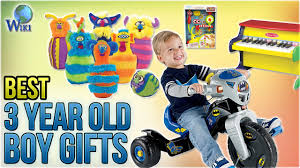 the 10 best 3 year old boy gifts