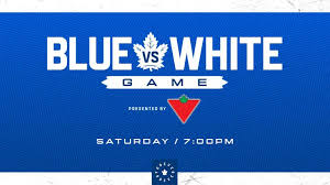 toronto maple leafs intrasquad game